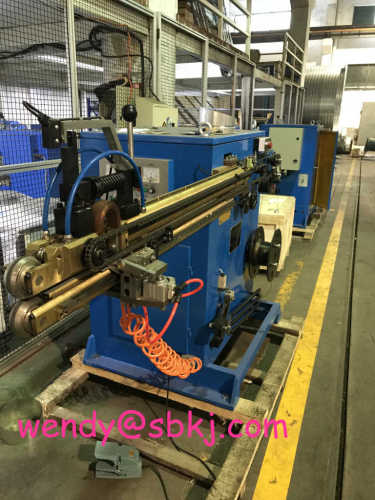 round duct stitch welder machine