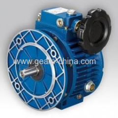 AOKMAN UDL Model 005 to 020 Gearbox Speed Variator with Induction Motor