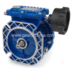UDL Industrial Stepless Speed Variator / Variable Speed Reducer