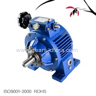 china manufacturer speed variator motor