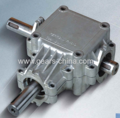 China Suppliers agriculture gearbox