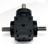 Worm Gear Standard Sizes Gearbox For Agricultural Machinery agricultural gearbox