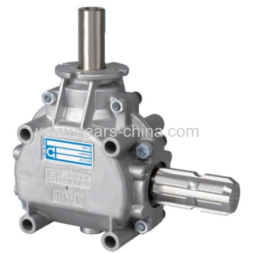 Helical SEW K series bevel gearbox for agricultural machinery