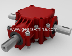 agricultural gear box made in China