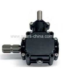 China Suppliers agricultural gearbox