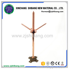 Residential copper lightning arrestor supplier