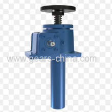 RN-20T Automatic Spiral Floor Leveling Screw Jacks with Flange & Nut