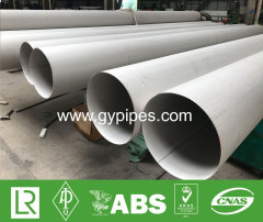 Stainless Steel Welded Pipe ASTM A249 EN10217-7