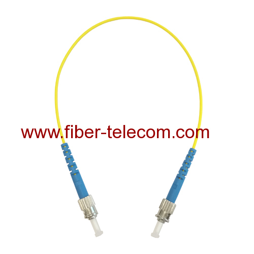 ST to ST Singlemode Simplex Fiber Patch Cable 3M
