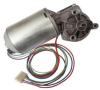 DC helical geared motor china suppliers