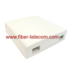 Plastic Fiber Optic Box