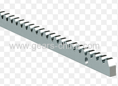 All moudle zinc galvanized sliding gate steel gear rack