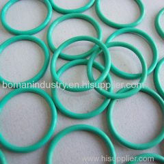 NBR Green Color O Ring