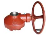 6 Inch Bevel Gear Operated Gate Valve For Oil Pipeline
