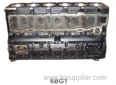 brand new cylinder block 6BG1 for excavator