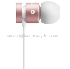 Wholesale Beats by Dr.Dre urBeats Wired In-Ear Stereo Earset Earbuds With Built-In Mic In Rose Gold For iPhone iPod iPad