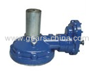 Double Gear Valve Actuator For Gate And-disconnecting-valve