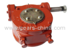 API6D Worm Gear ball valve operation with multiple functions