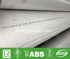 ASTM A312 Beveled End Stainless Steel Pipe