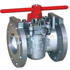Various Use Inverted Pressure Balance Lubricated Plug Valve