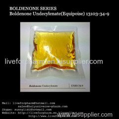 Fitness Steroid Pharmaceutical for Muscle Growth Supplement Equipoise Boldenone Undecylenate