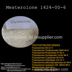 Buy Proviron Mesterolone Acetate Raw Steroid Source