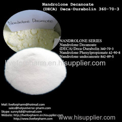 High Purity Steroid Powder Nandrolone Decanoate for Body Building Deca