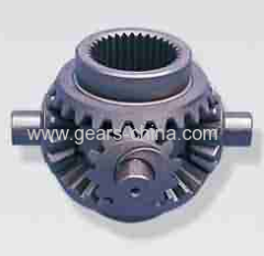 differential gears suppliers in china