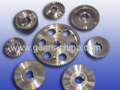 gears for tractor made in china