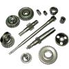 Forklift reducer spiral bevel gear spare parts herringbone gear
