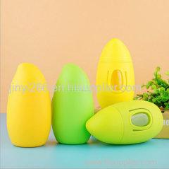 Mango-type Glass Water Bottle