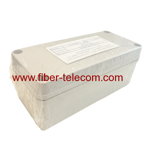 Wall Mounted Fiber Optical Plastic Box