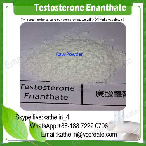 Hormone steroid raw powder Tes tosterone Enanthate 315-37-7 Test E Enanject 250 injection gear WhataApp:+8618872220706