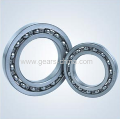 deep groove ball bearings in china