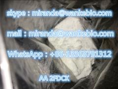 Un 2f-dck 2f-dck 2f-dck 2-fdck 2fdck 2 fdck 2f dck 1633766-73-0 C19H28N4O2 correo / skype: miranda (@) wankebio.com