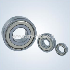 deep groove ball bearings made in china