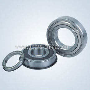 china supplier deep groove ball bearings