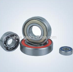 deep groove ball bearings manufacturer in china