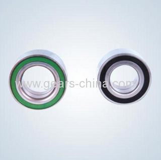 china automotive car rubber wheel bearing