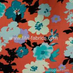 flower liverpool Print fabric