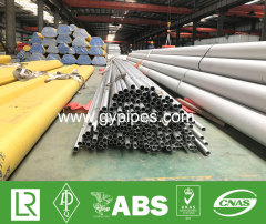 ASTM A312/A358/A778 Welded Stainless Steel Pipes