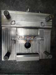 Metal aluminium casting molds