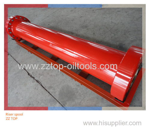 """Wellhead Riser Spool 21-1/4"""" x 2000 PSI Flange to Flange Connection"""