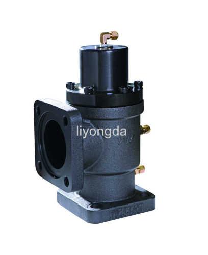 Pressure retaining valve Constant pressure valve