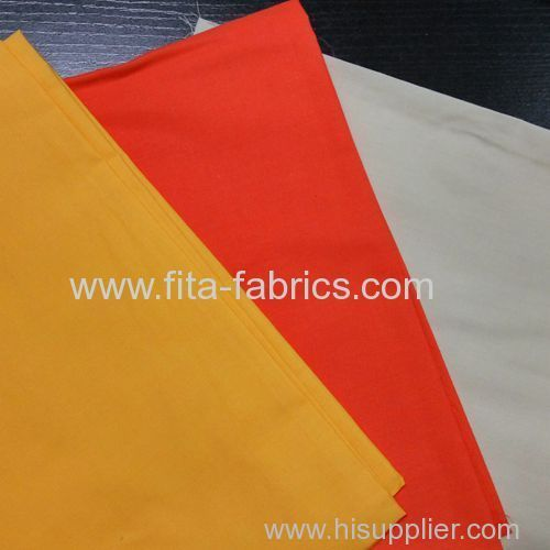 polyester mix cotton 80/20 fabric