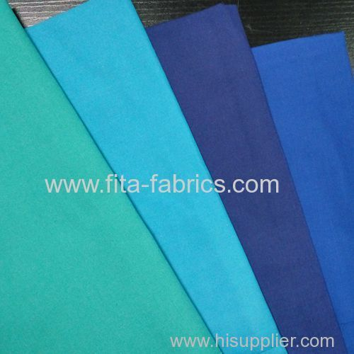 polyester mix cotton pocketing fabric