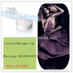 Tadalafil Cialis CAS171596-29-5 Male Sex Enhance