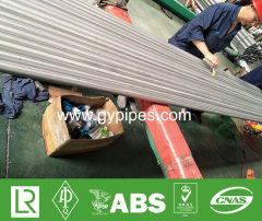 ERW TP316L Pickled Stainless Steel Pipe