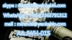 AA j wh-015 j-wh-015 j-wh015 jhw015 155471-08-2 C23H21NO mail/skype:miranda(@)wankebio.com