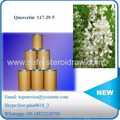 Quercetin for Anti-Aging Plant Extract Antioxidant Pharmaceutical Quercetin